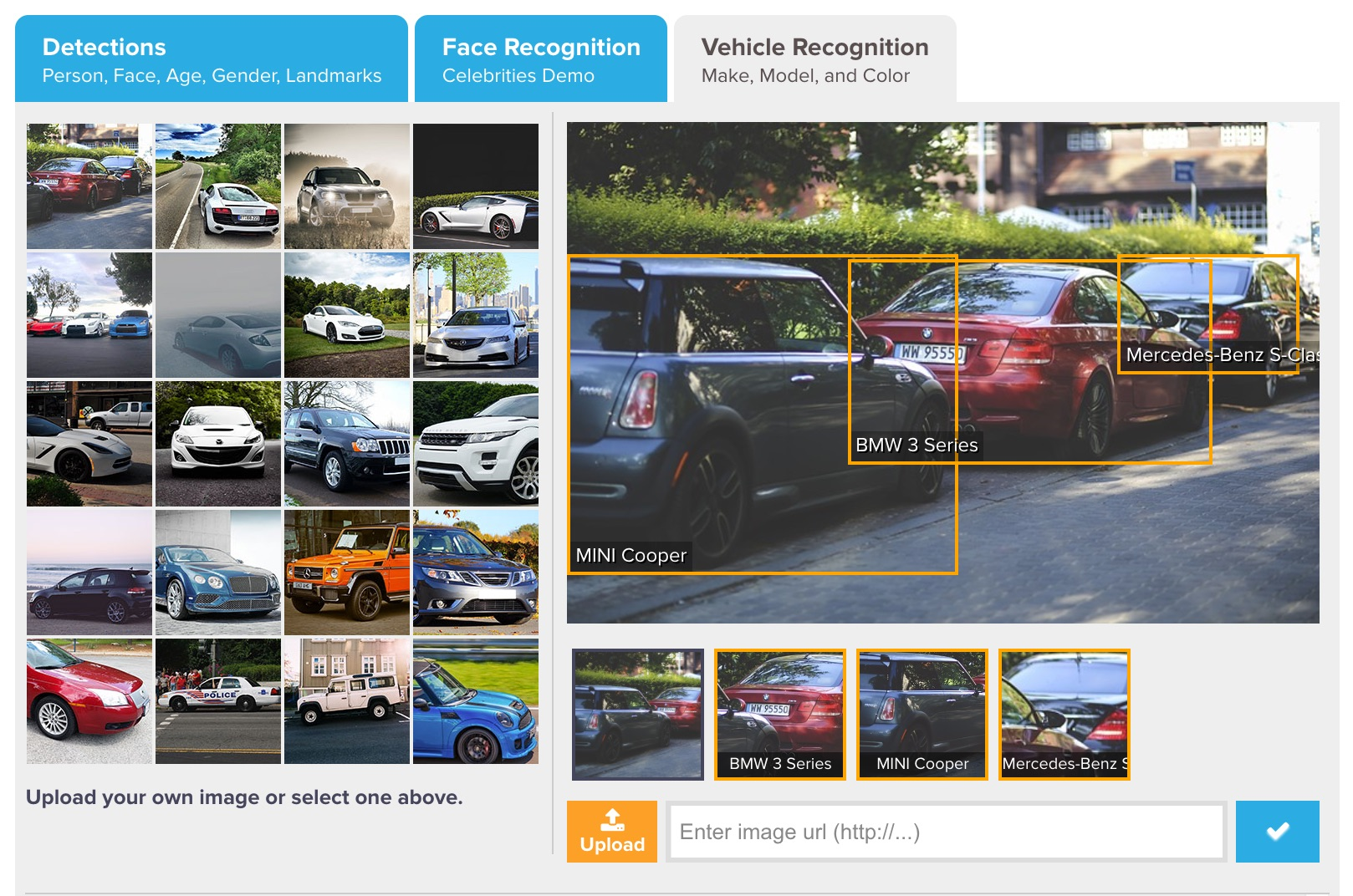 Cloud API: Facial, Vehicle, & Object Recognition For Developers