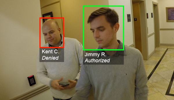 Surveillance: People, Face, & Vehicle Detection & Tracking